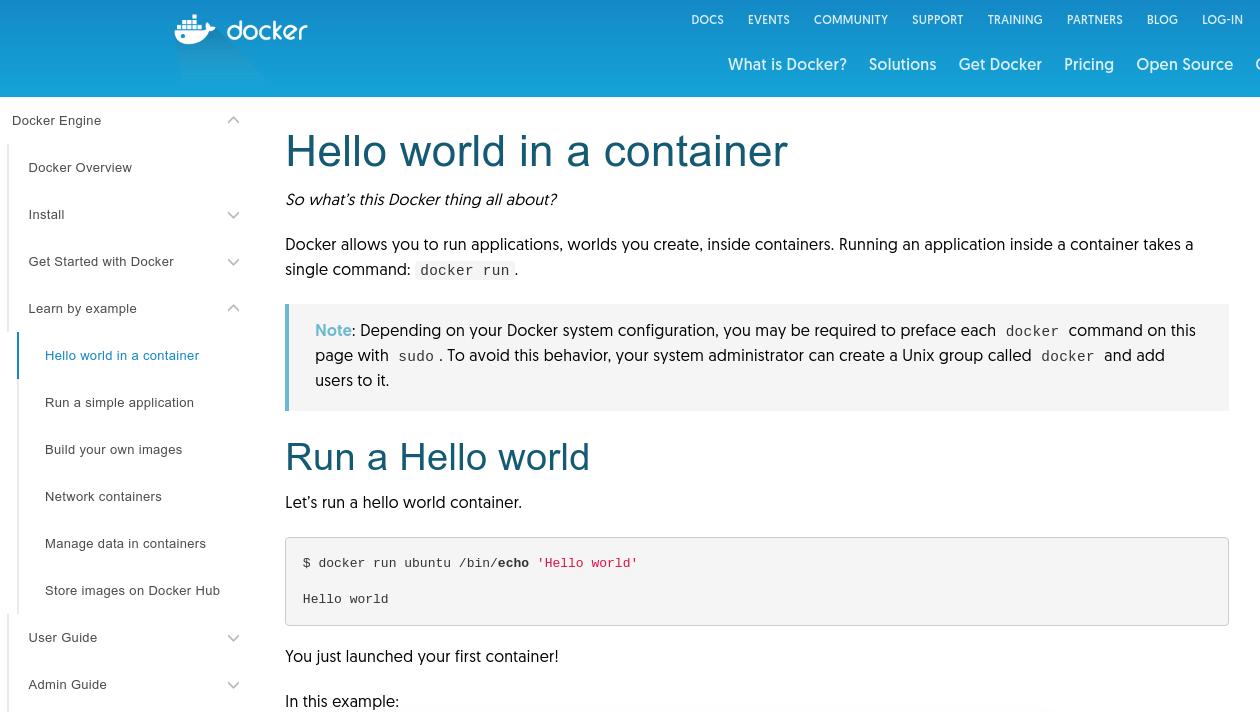The Docker APIs in Bash   VanessaSaurus